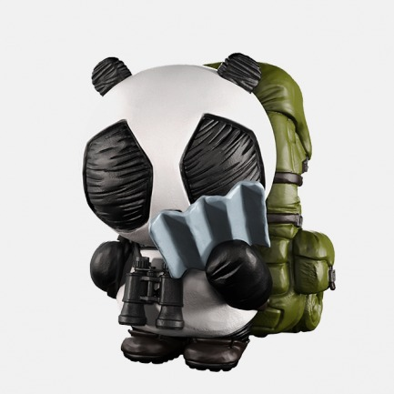 徒步者 | 墨色熊猫系列 探索通往世界的路