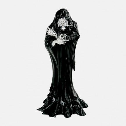 """全球限量雕塑""""Death""""死神【银黑色/纯白色】"""