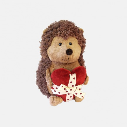 爱心小刺猬玩偶 | 送给孩子最好的礼物 25cm