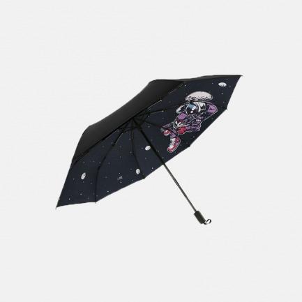 太空投篮晴雨三折伞 | 肆意遨游 感受空间趣味