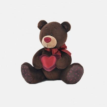 Choco小熊(爱心)玩偶 | 送给孩子最好的礼物 25cm