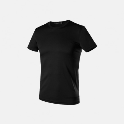 男款圆领T恤 | 超疏水防污面料 | 轻薄透气易清洗【黑白两色】