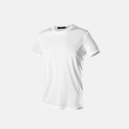 女款圆领T恤 | 超疏水防污面料 | 轻薄透气易清洗【黑白两色】