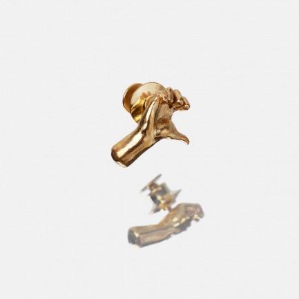 镀金胸针单只 |「WAU」六脉神剑系列18K镀金材质【多款可选】