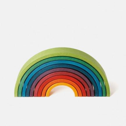 彩虹益智积木 | 创意训练孩子的色彩平衡感