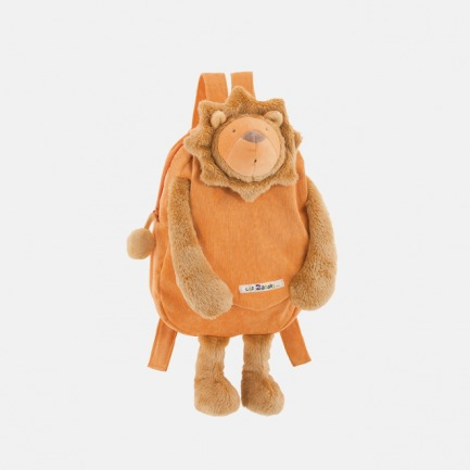狮子背包 | 法国原材料缝纫 高端精致裁剪