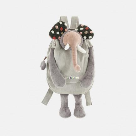 法国创意趣味大象背包 | 原材料缝纫 高端精致裁剪
