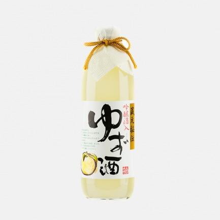 吟酿入柚子酒 | 日本进口古法酿造 吟酿入酒 清香流动