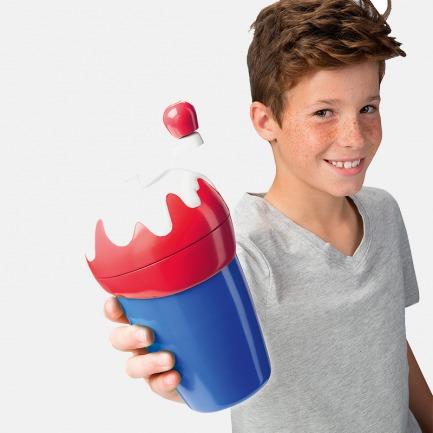 冰奶昔搅拌杯 | 儿童魔幻厨房系列 让你的孩子从此爱上DIY奶昔!【蓝色】