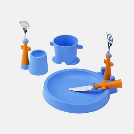 人偶系列餐具六件套 | 意大利原产 专为儿童设计【多色可选】