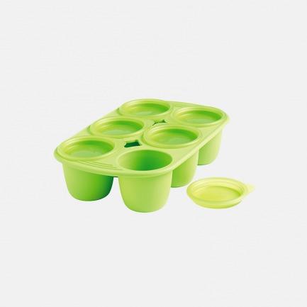 婴儿辅食杯 | 食品级硅胶 欧盟双重检测认证【大/中/小号 多色可选】