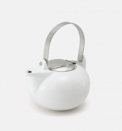 和风炫彩扁茶壶 | 日本本土工艺制造 大容量800cc款式【多色可选】
