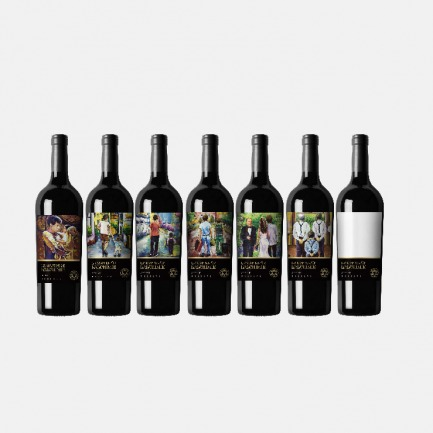 西班牙珍藏西拉红葡萄酒 | 【750ml/瓶 6瓶装】