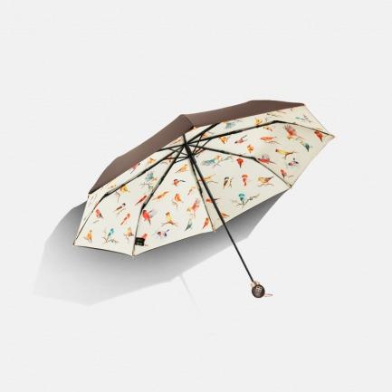 慢游系列三折伞 | 巴哈马度假感图案 超强防晒【栢鸢】