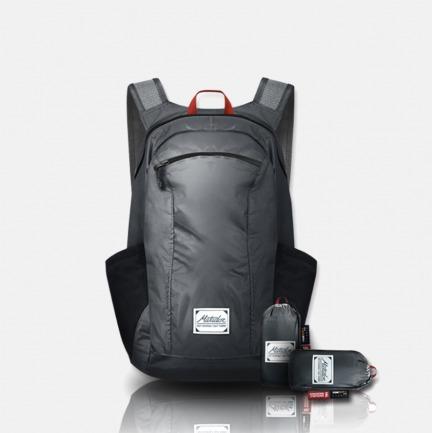 可折叠收纳旅行包 | 手掌大小 仅重116g 防水耐磨【16L灰色】