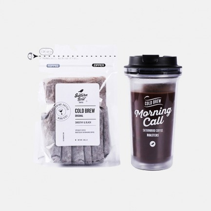第2代精品冷萃/奶萃咖啡套装 | 85+精品拼配咖啡