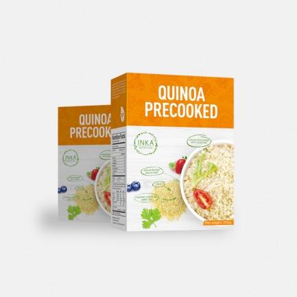熟制藜麦 | 纯天然藜麦 来自秘鲁国度的馈赠