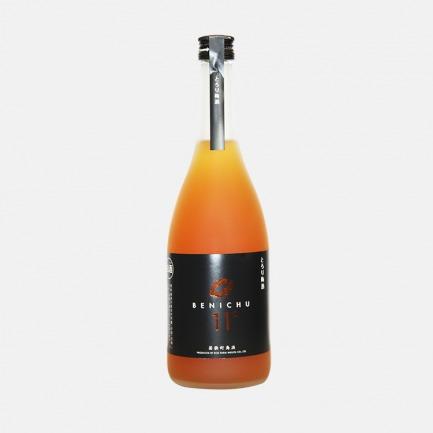 日本福井 Benichu红唇11°梅酒 | 福井特产青梅配合日本蒸馏酒酿造而成【720ml】
