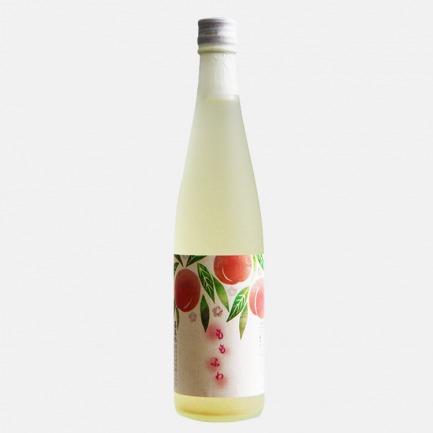 日本冈山 嘉美心白桃酒 | 冈山县特产白桃所酿造  入口鲜美爽滑【500ml】