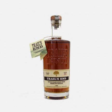 肯塔基波本威士忌 | 俄勒冈州橡木桶中手工陈年烈酒