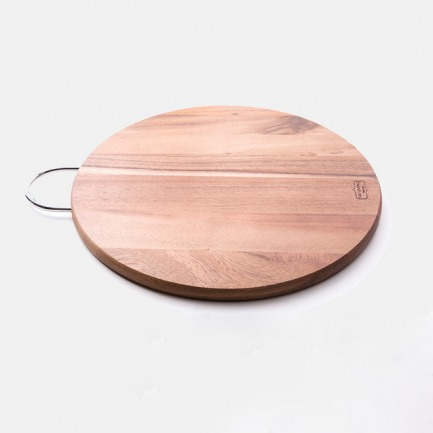挂式圆菜板 | 泰国进口相思木 抗菌环保 无毒无味 经久耐用【两号可选】