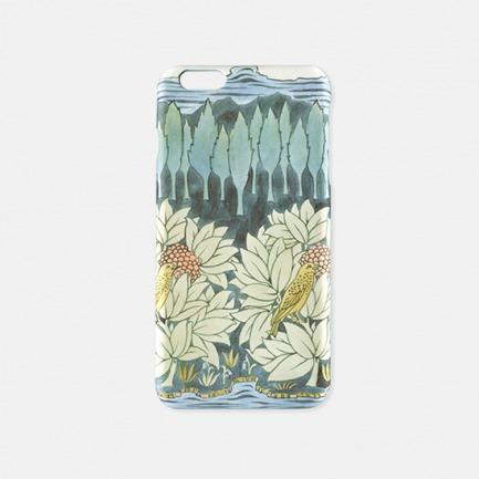 关关雎鸠 艺术创意手机壳   图案来自查尔斯•沃塞