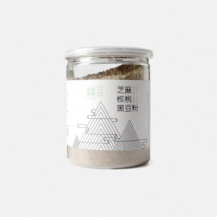 森活良物芝麻核桃黑豆粉 | 补气乌发 均衡搭配 滋补看得见【500g】