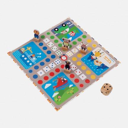 飞行棋 | Popipop益智系列 提升儿童的大脑和思维模式