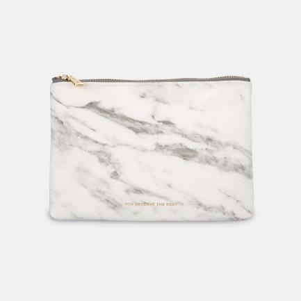 大理石系列洗漱包 | 触感光滑 细腻耐脏