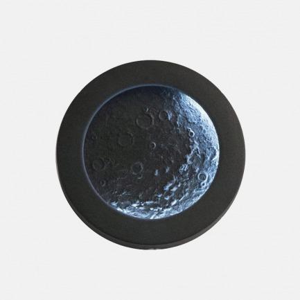 浪漫月球美轮美奂 · MoonLight月时多功能气氛灯【黑色】