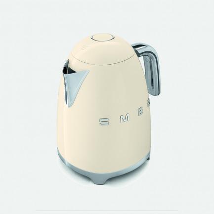 【多色可选】1.7L恒温电热水壶 | 50年代复古小家电 唤醒时光记忆
