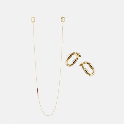 平衡系列 耳链套装