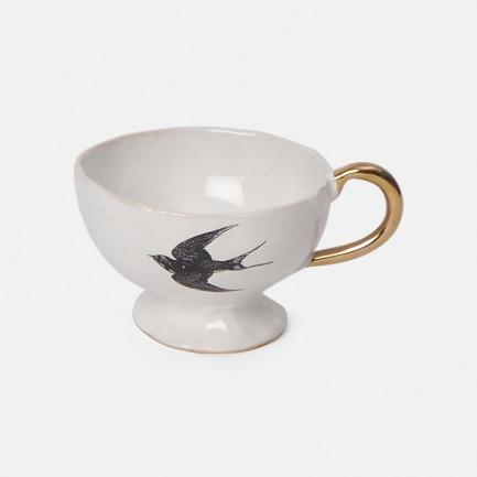 爱丽丝系列燕子茶杯