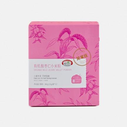 有机酸枣仁小米粉 | 安神养胃的健康粉