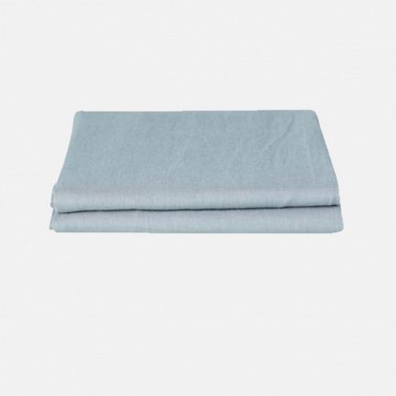 亚麻平纹床单 | 多色可选