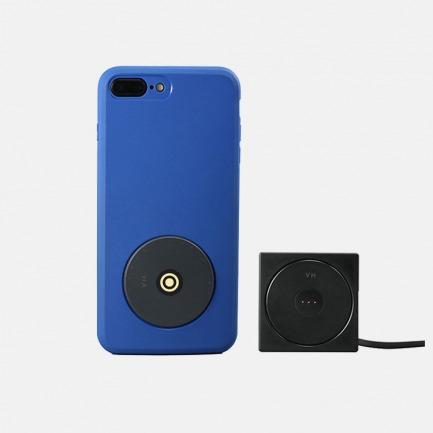车载磁吸无线充电器 | 手机可水平垂直使用