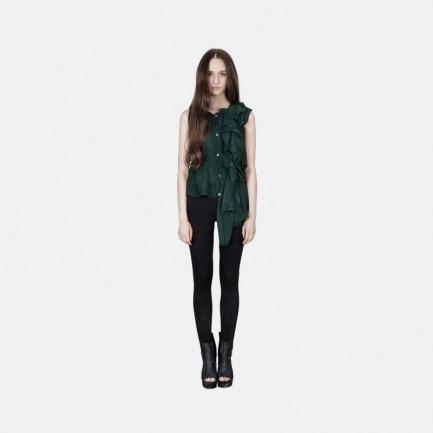立体剪裁不规则堆叠衬衫 | 独立原创设计师品牌
