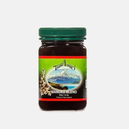 麦卢卡混合蜂蜜 | 新西兰进口 有机认证 绿色天然