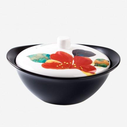 日本进口和蓝瓷直火锅 | 防烫隔热 设计贴心