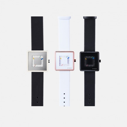 2089系列方形腕表 | 斯堪的纳维亚经典之作【多色可选】