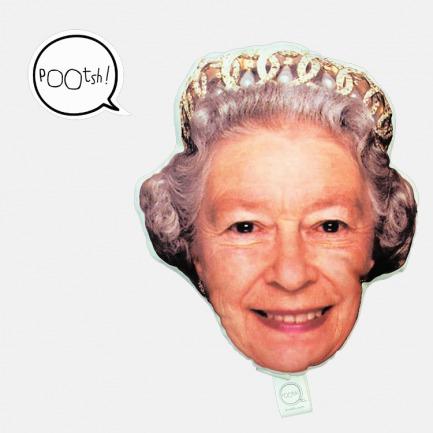 创意仿真抱枕 your majesty人像形状 | 小重口味靠垫 趣味礼物