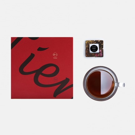 中秋特别款黑糖伴手礼盒 全时呵护 4盒装【玫瑰 桂花 生姜 红枣】