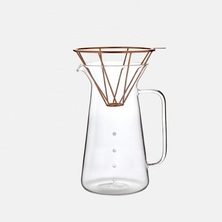 H.A.N.D咖啡冲泡壶组【300/600ml】