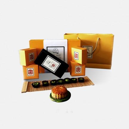 「禅·月意」月饼礼盒