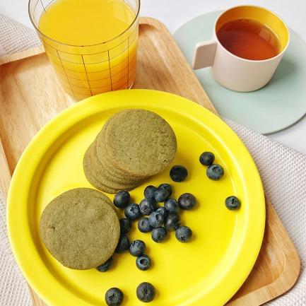 艾草全麦素食饼干 | 无黄油 无蔗糖 全麦纯素【型号可选】