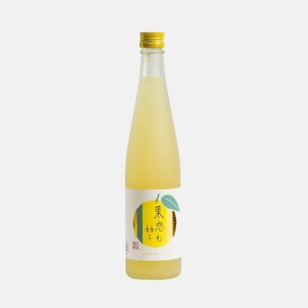 竹内果恋柚子甜香酒   一生一定要喝一杯的日本传奇酿酒师之技【500ml】