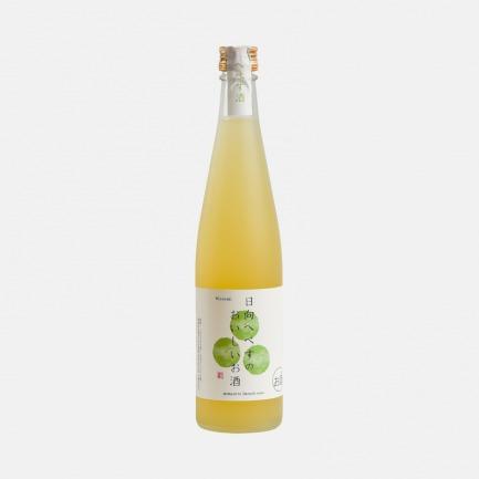 竹内日向平兵卫醋橘甜香酒 | 一生一定要喝一杯的日本传奇酿酒师之技【500ml】