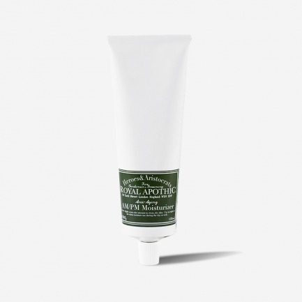 男士全天候抗老化润肤霜 | 集合了所有能保护、修复、营养你皮肤的纯天然植物精油【120g】