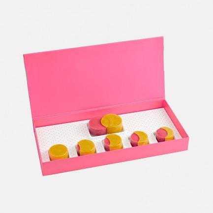 杰拉朵冰淇淋月饼 | 7态明月 7种口味 【 7枚装/12枚装】