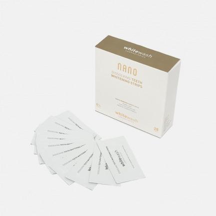 NANO 可溶解美白护齿牙贴 | 健康美白每天只需1.67元 【28片装】